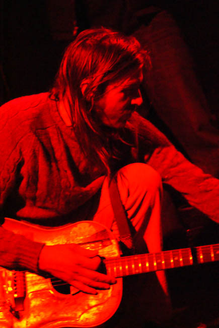 Evan Dando live at Cargo, London Stag & Dagger Festival - 21st May 2009  Photo by Stuart Goodwin