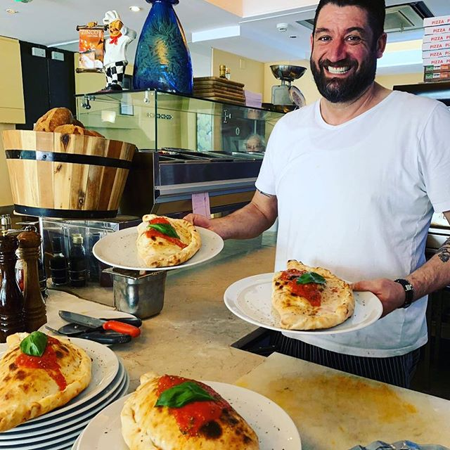 Calzone, Calzone, Calzone... looking for a delicious,properly made, authentic Italian Calzone or Pizza??? Look no further, come and try them at Zinco's on the Parade Watford!!! Made by our Professional Pizzaioli Fresh ti order un house using only the finest imported ingredients, imported from our selected Italian suppliers!! Buon Appetito!! #watford #pizzeria #italianrestaurant #wfc #watfordforyou #familyrun #authentic #goodfood #calzone #pizza #pizzaiolo #proffesional #homemade #chefs #buonappetito
