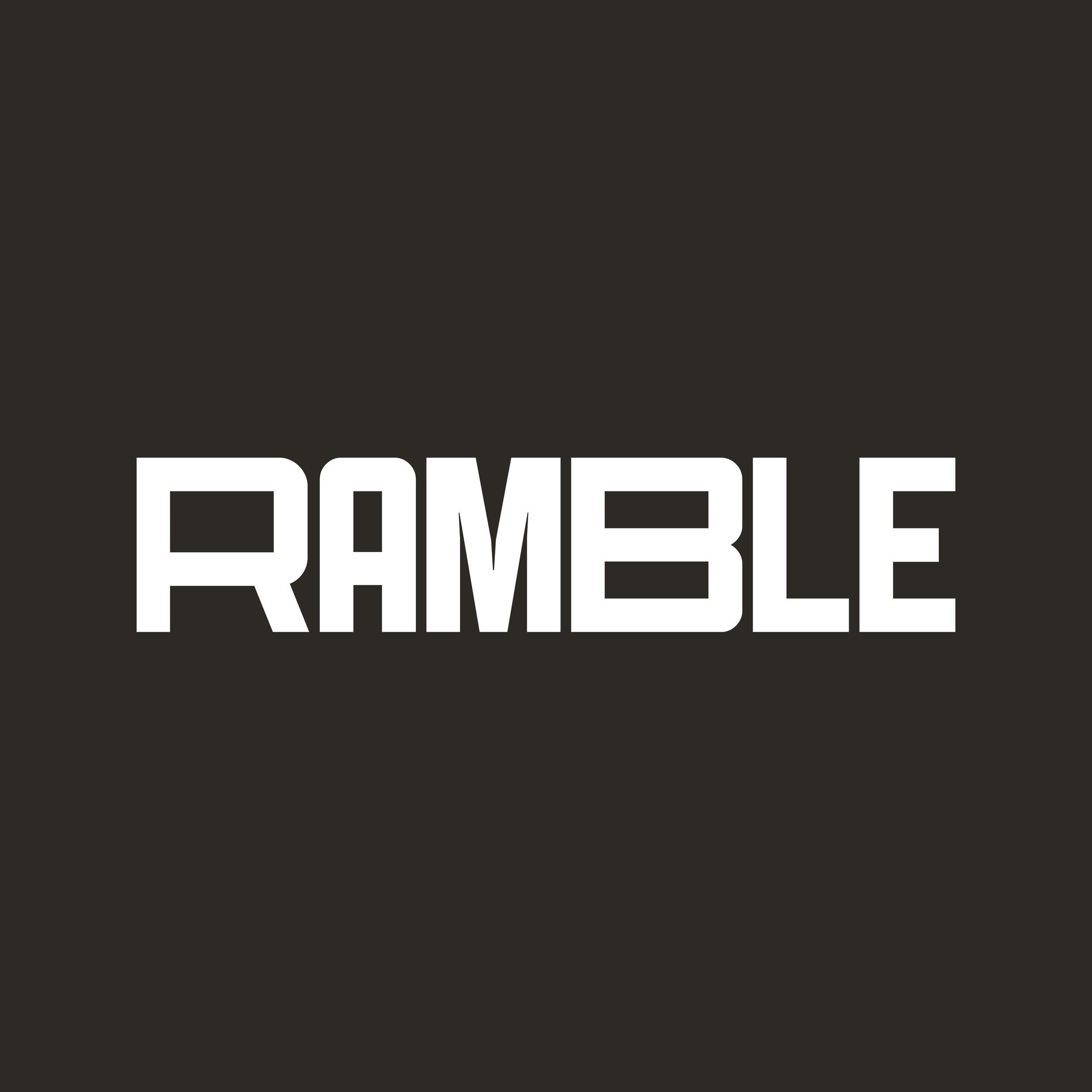 RAMBLE : Unconventional Travel Magazine