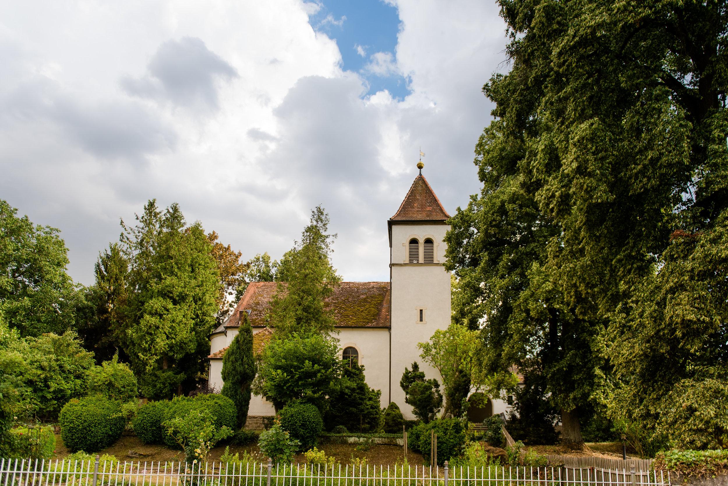Christuskirche, Bahnhofstr. 12, 97450 Arnstein