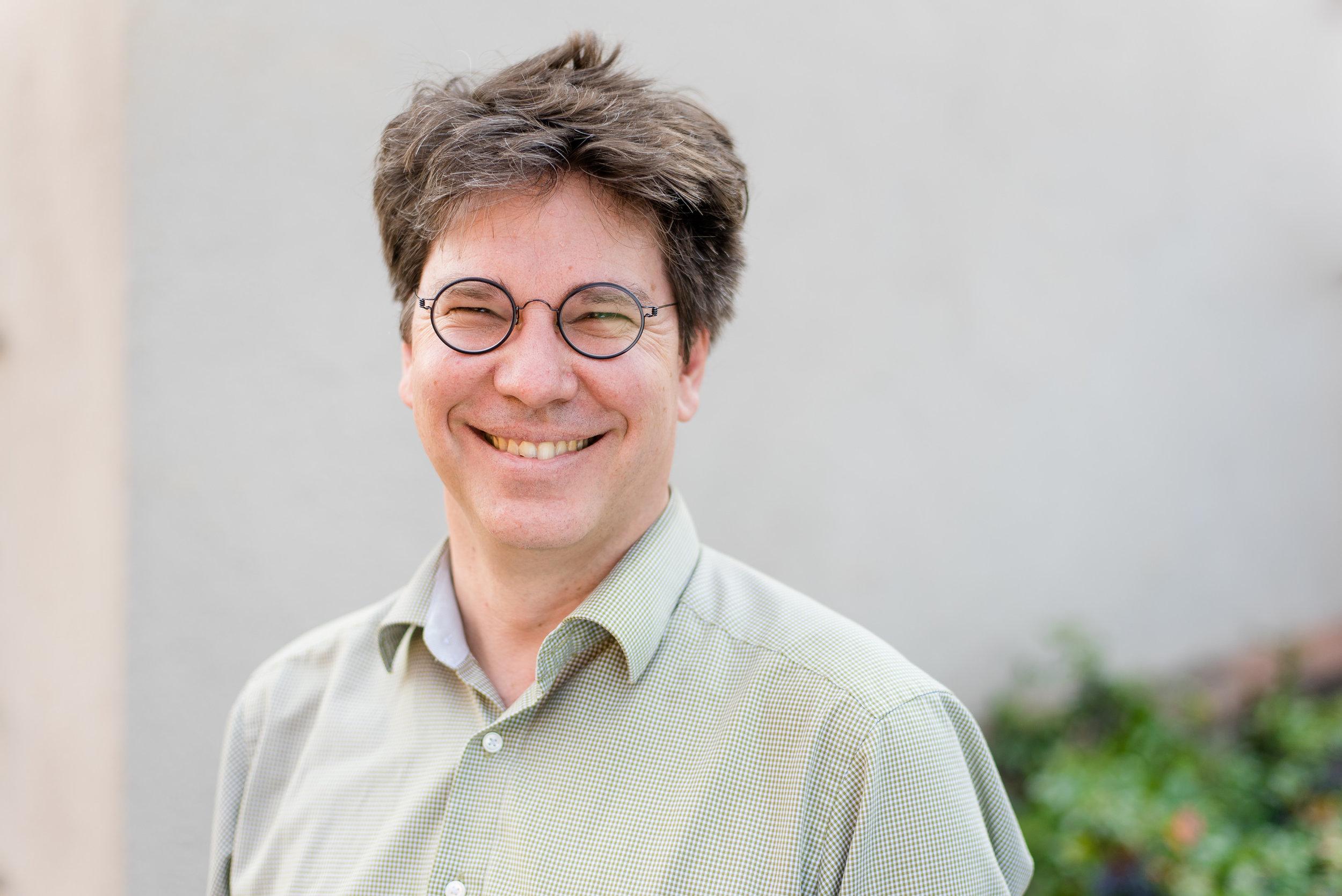 Autor für die ImBlick-Online-Redaktion: Kirchenvorsteher Stefan Schönland