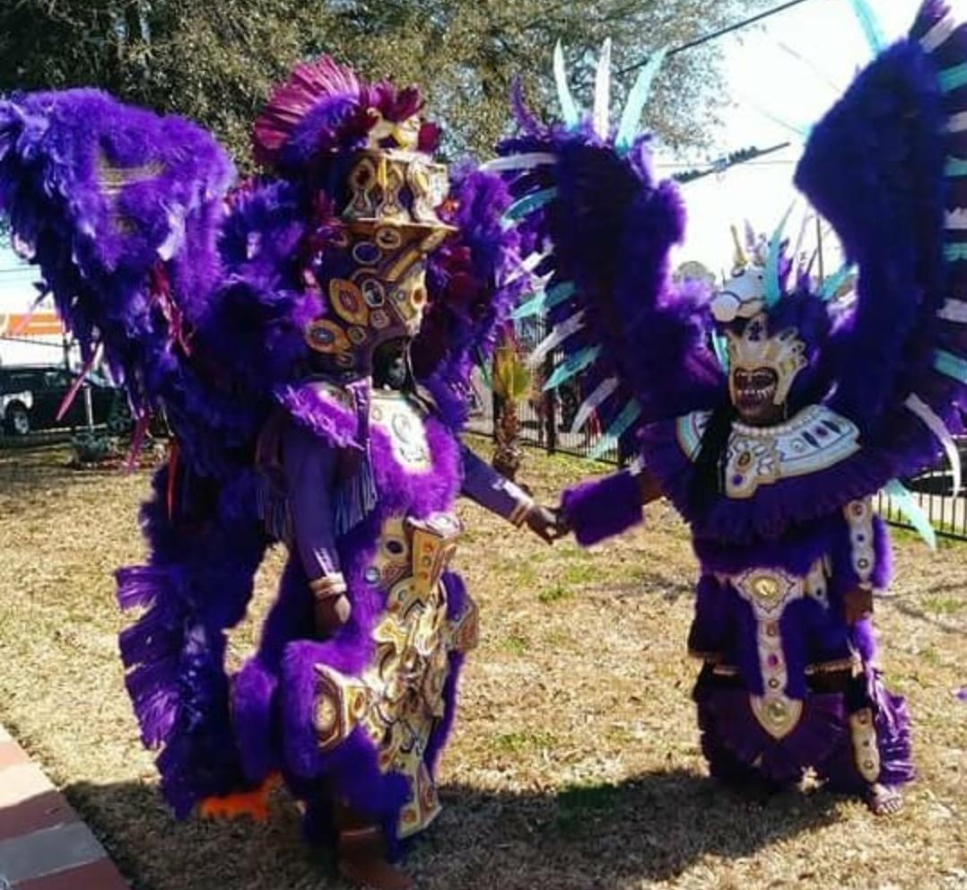 S & K in purple suits.jpg