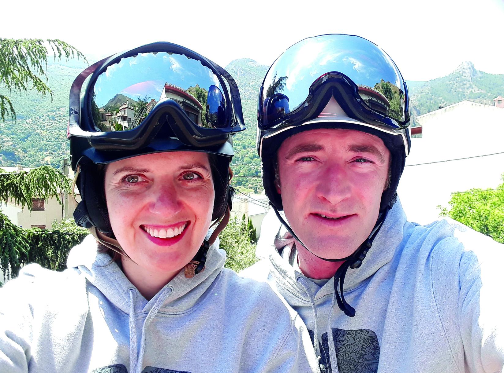 English Ski School Skiing Instructors