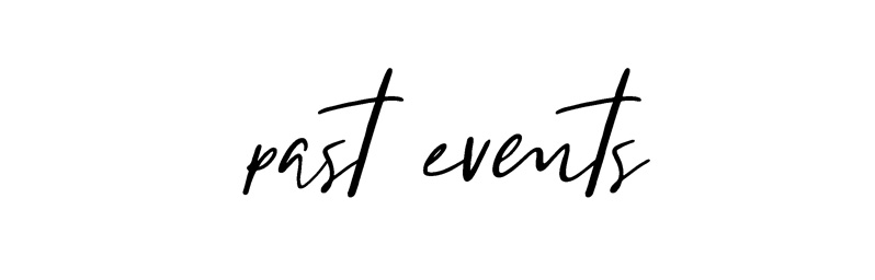 Past Fit Chill Out events