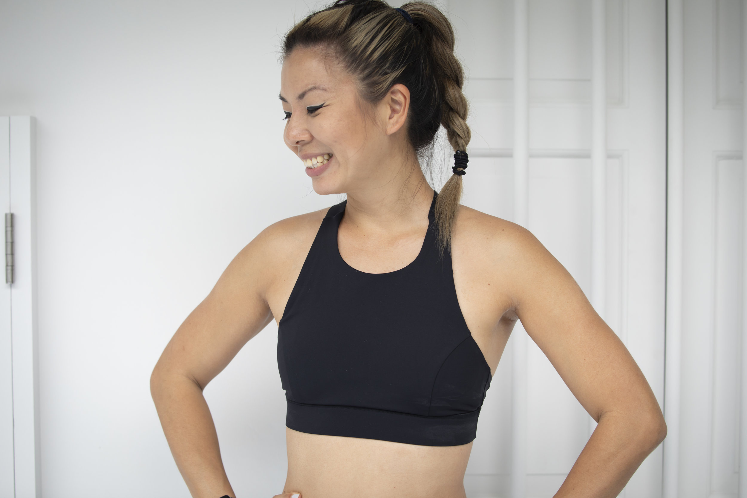 Cheryl Lin for Fit Chill Out