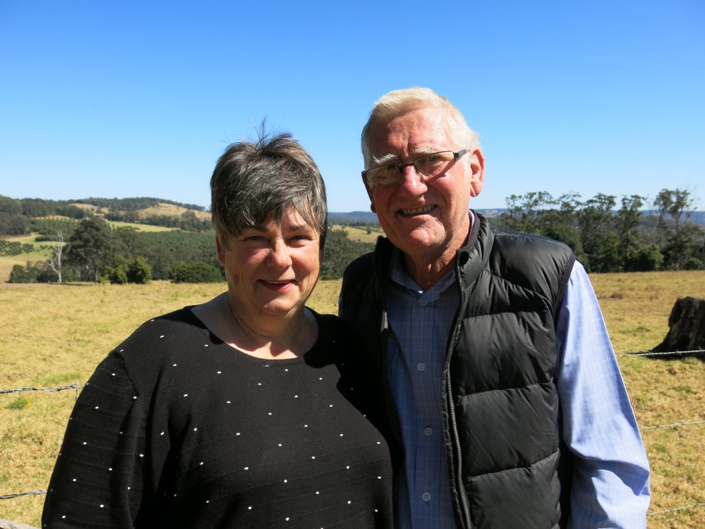 Your hosts jaye and alan at ravensbourne national park just north of toowoomba. having travelled extensively we know the little things are just as important as having a luxurious unit. that's why you won't find blunt knives, cheap consumables, or items broken or missing. we are happy to share our first hand knowledge of all things Toowoomba region has to offer or you can enjoy the privacy our unit has to offer.
