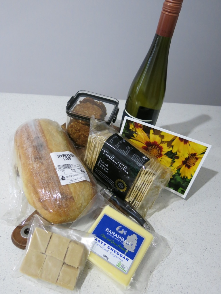 a sample of our welcome package