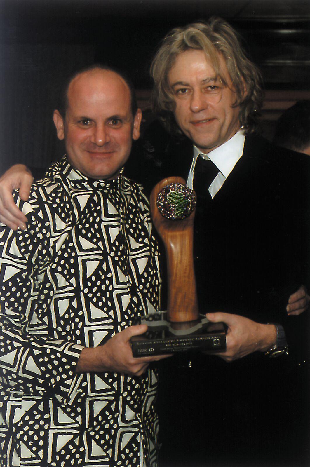 2007 EA Global Awards James Geldolf.jpg