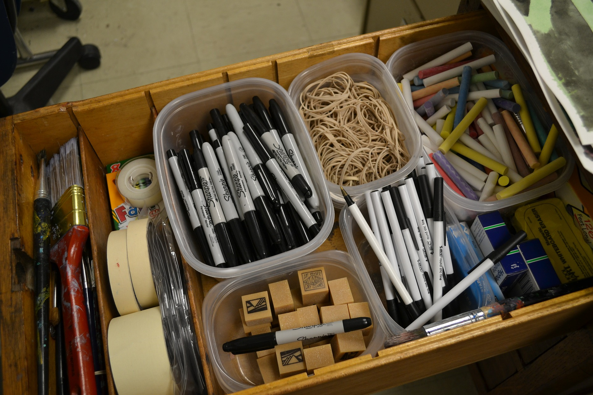 #miniretorganización -