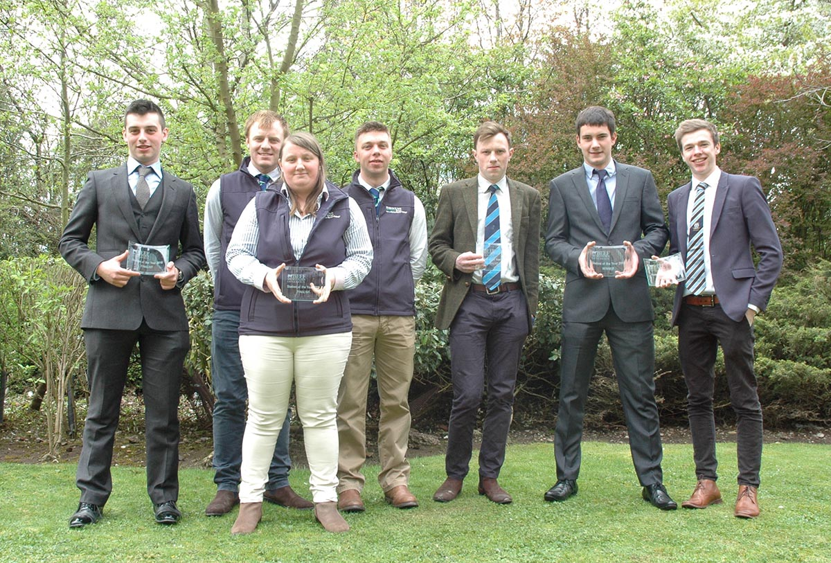 Beef Student of the Year finalists