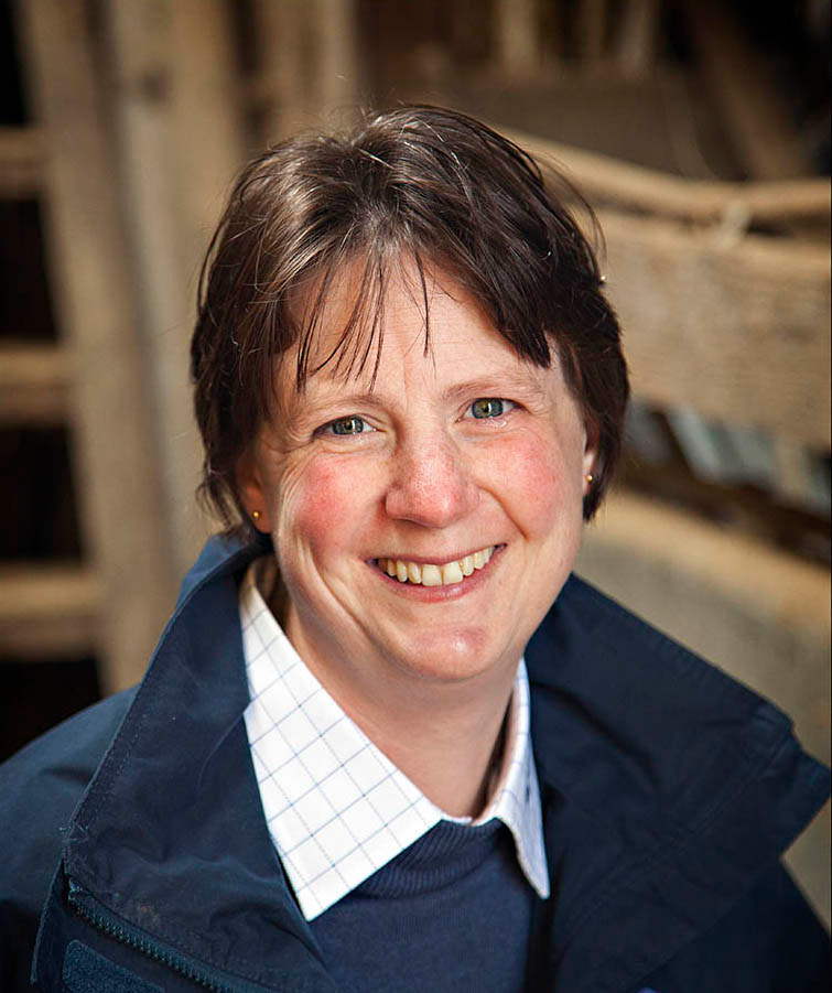 Dr Debby Brown, veterinary nutritionist