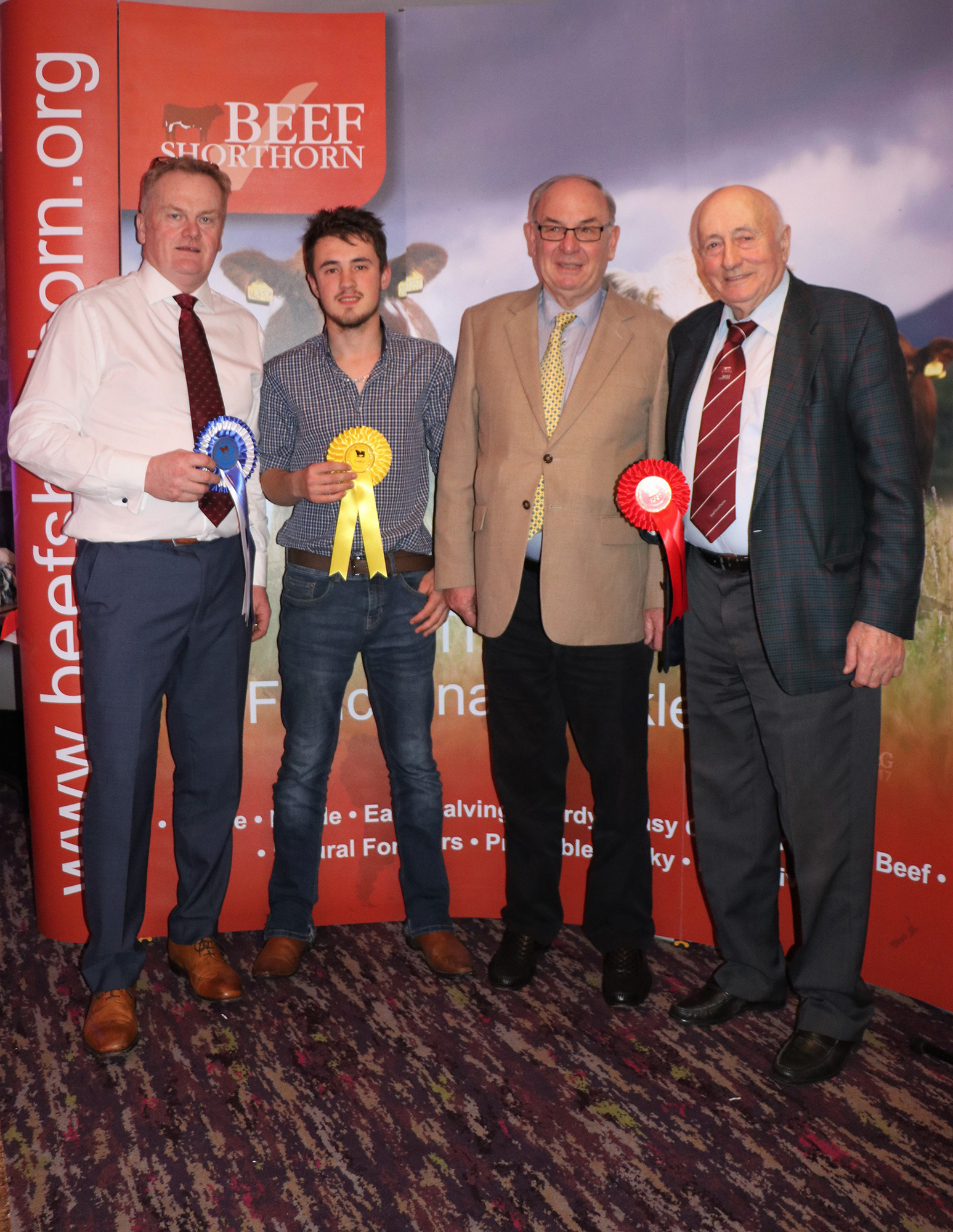 NI Beef Shorthorn Herd Competition 2018
