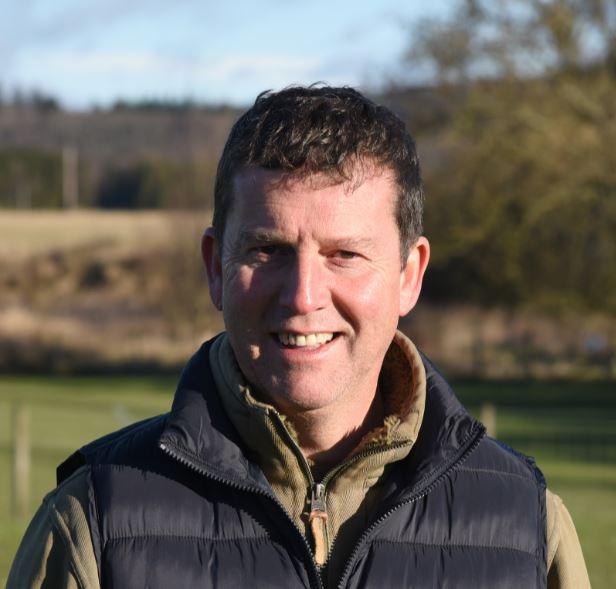 Martin Reynolds, Treasurer