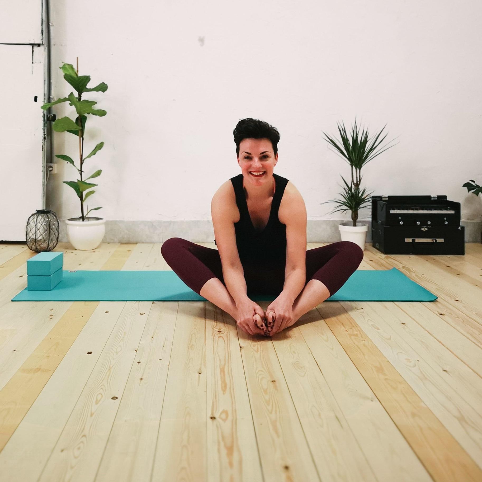 yin yoga barcelona