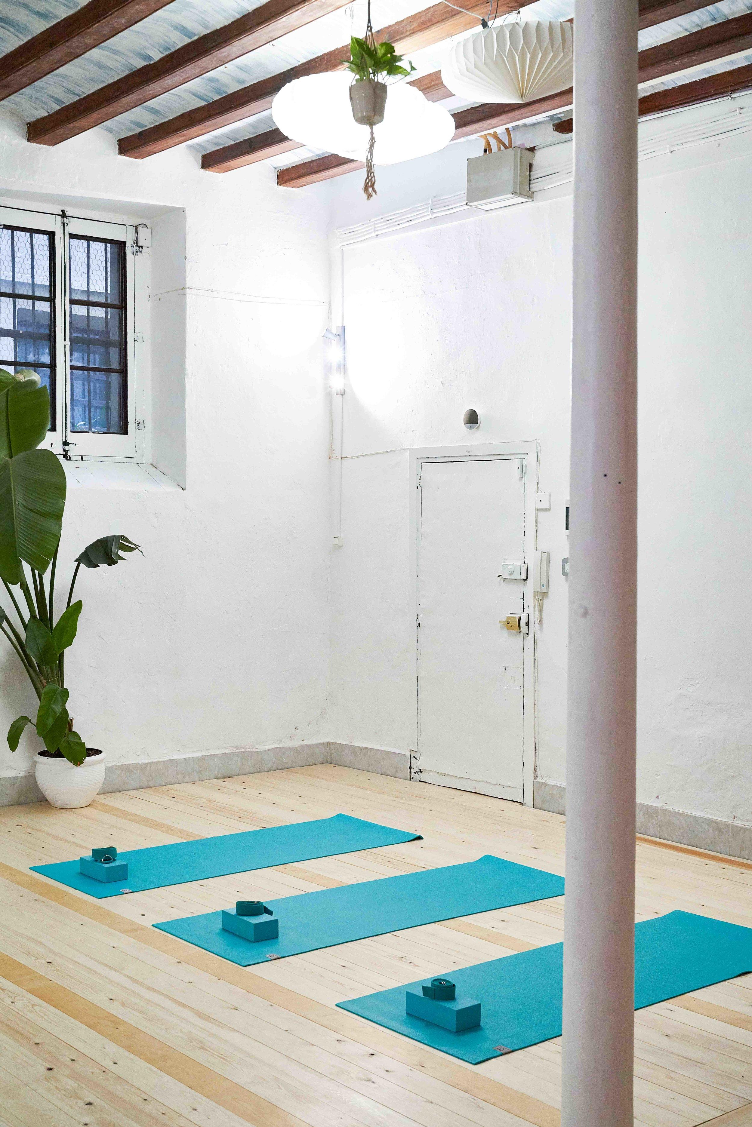 Yoga Barcelona English