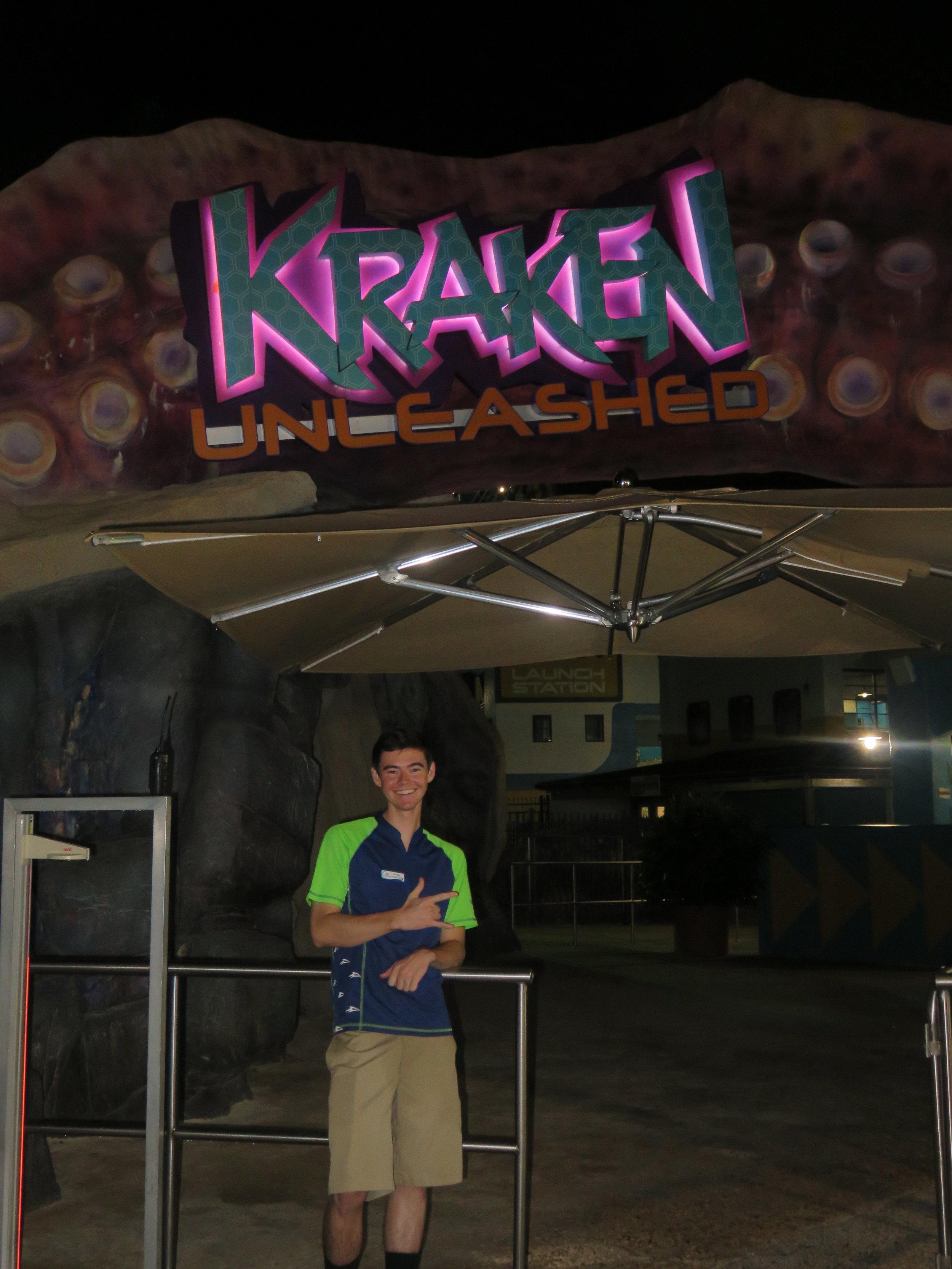 0 - SW - guy under Kraken unleased sign.JPG