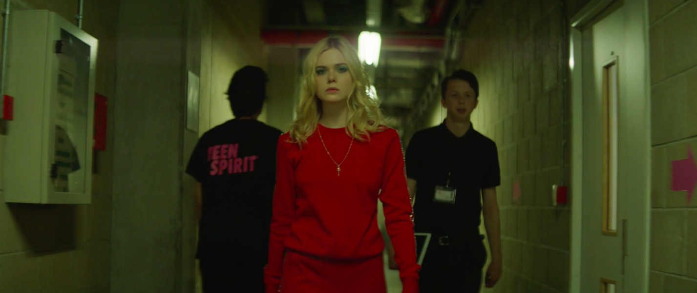 Elle Fanning is going to fight for her pop soul in Teen Spirit, photo courtesy of LD Entertainment and Bleecker Stree