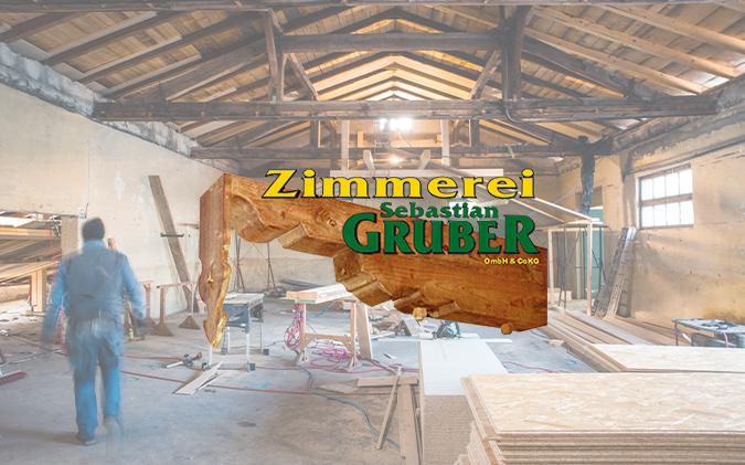 Zimmerei - Die Zimmerei von Sebastian Gruber aus Großarl ist unser zuverlässiger Ansprech- und Baupartner bei allen Holzkonstruktionen im Innen- und Außenbereich. Wir sind vom Know-How und der Arbeitsleistung des Teams immer wieder beeindruckt!