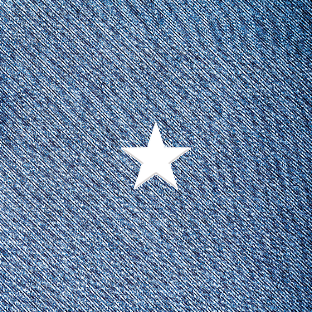Small Star Patch - $2