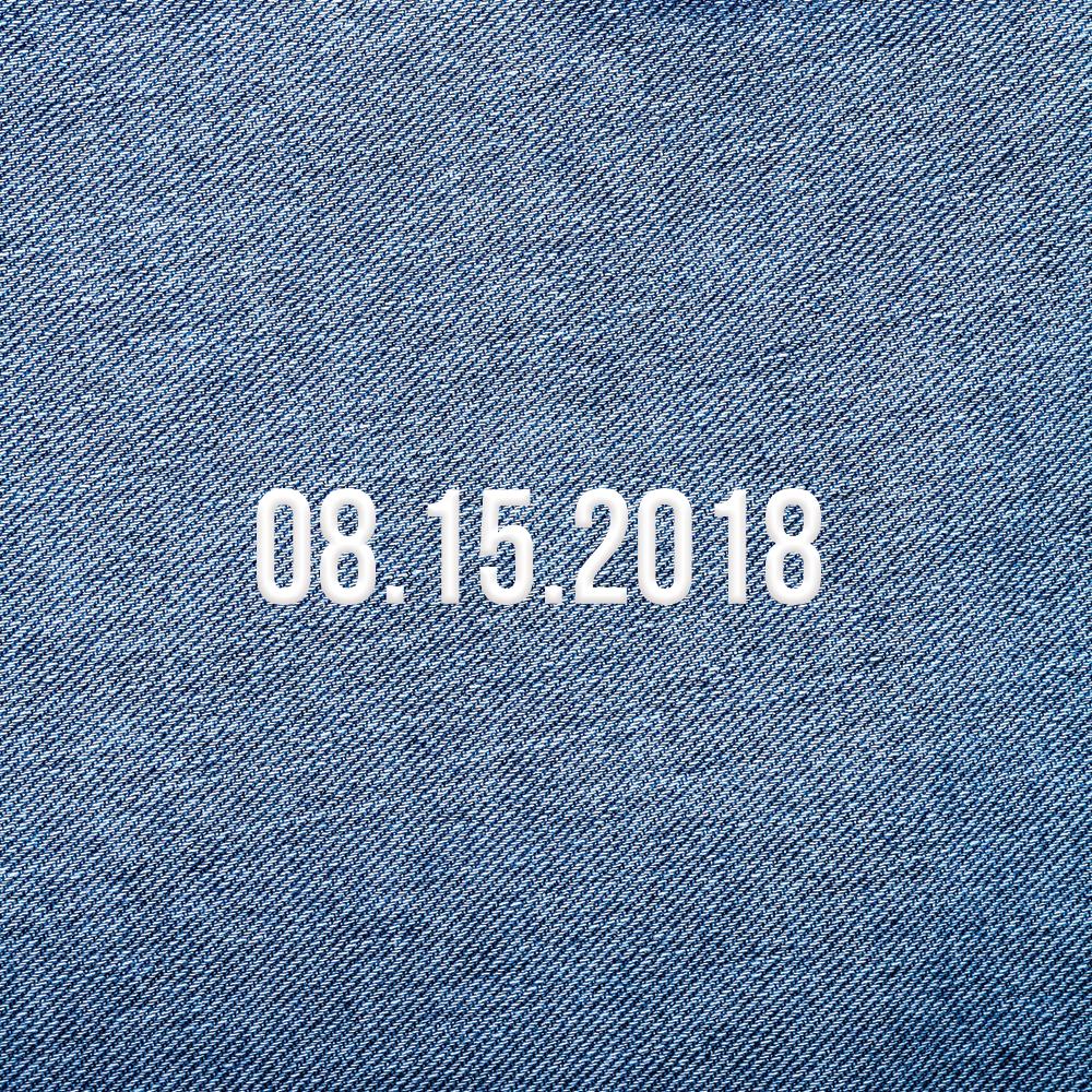 Custom Date Patch - $8