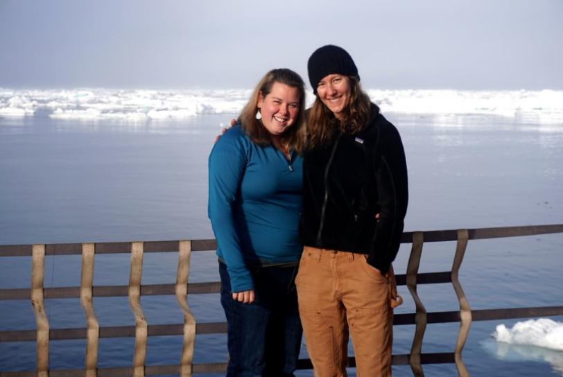 Dr. Rachel Sipler & Dr. Laurie Juranek -