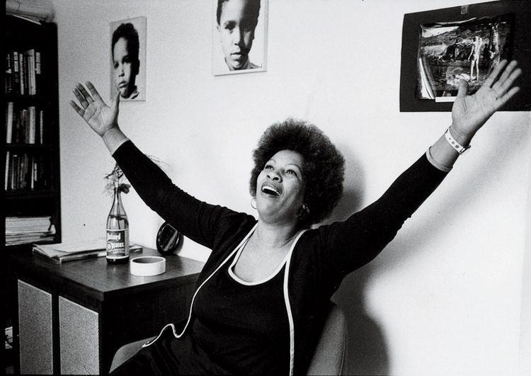 Toni Morrison, circa 1980s.