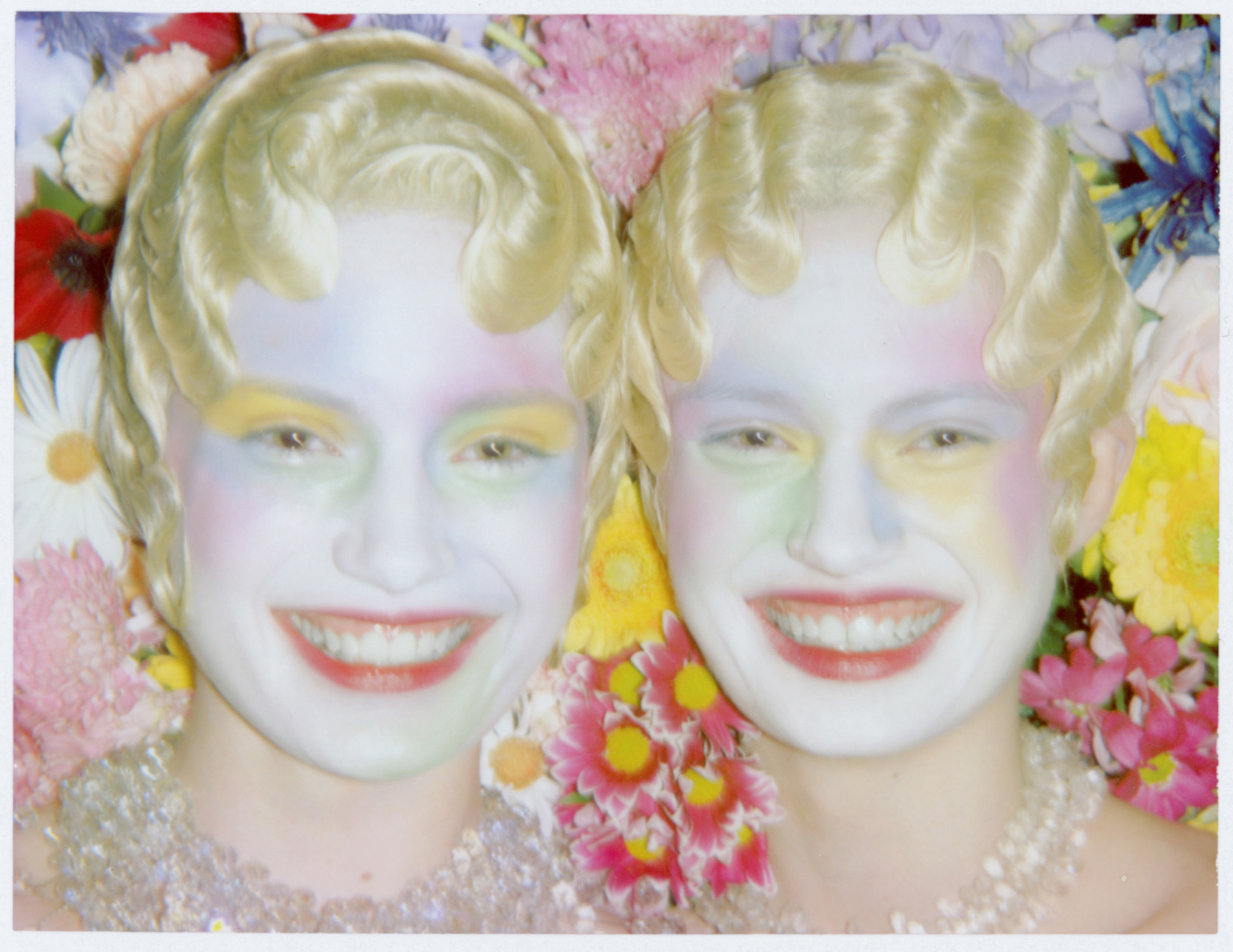 Twins Beauty - Vogue Italia April 2019