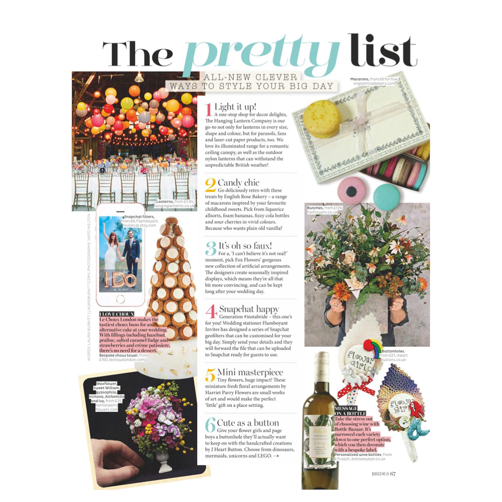 miniflowerarranger brides magazine feb 2018-harriet parry feature.jpg