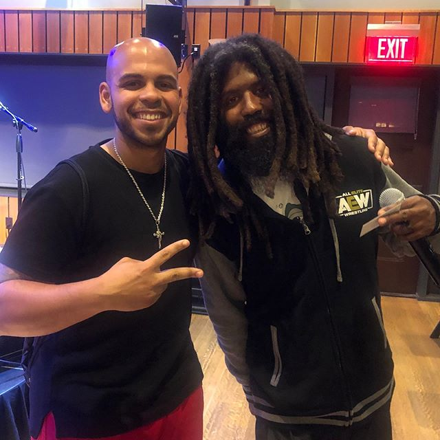 I just want to give a huge shoutout to @murs316 @groundwaveshiphop and @themusicdistrict for putting this event together, giving up and coming emcees a platform to share their music along with receiving constructive feedback and the opportunity to network and build a stronger community.  I had a great time coming out to Colorado to perform for y'all.  Met a lot of dope down to earth people just positive vibes all around, looking forward to working with some of you or even collaborating shout out to @sirrthugnasty @charlieconwaytripledeke @leomarmendezl @lb_thv_gxnius1 @fullmetaldj @esaramusic @on1ycosmos @whitefacemusic @kinddub @sofly_sonia @rolosrios @phonosapien photo credit to @rileywilkesfs and many more I couldn't get all of you guys lol but if you find me follow me and I'll hit you back, much love and lets keep the culture moving forward and continue to inspire each other. Hip-Hop