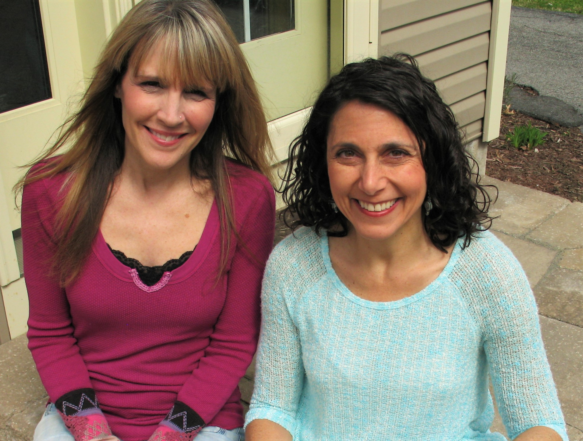 Allison Roberts & Jodi Beckwith