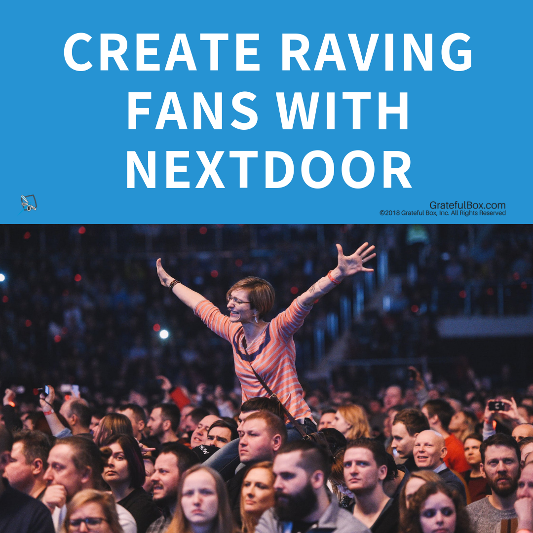 Lesson 9 - Creating Raving Fans with Nextdoor. - Do you have a consistent stream of referrals? Would you like to have more referrals? Let us teach you how to leverage Nextdoor and generate new referrals for your business.