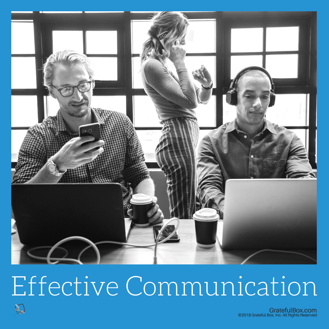 Lesson 10 - Part 2- Effective Communication - Do you communicate effectively with your clients and employees? How would you like to learn to WOW them?