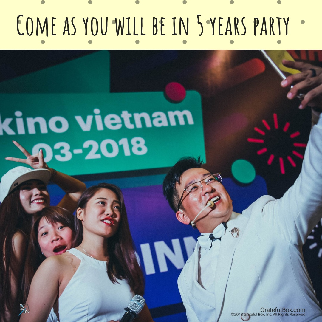 Come as you will be in 5 years party.png