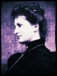 Alma Mahler's talent for music was repressed by her husband Gustav
