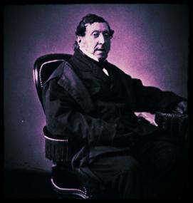 Rossini the entrepreneur