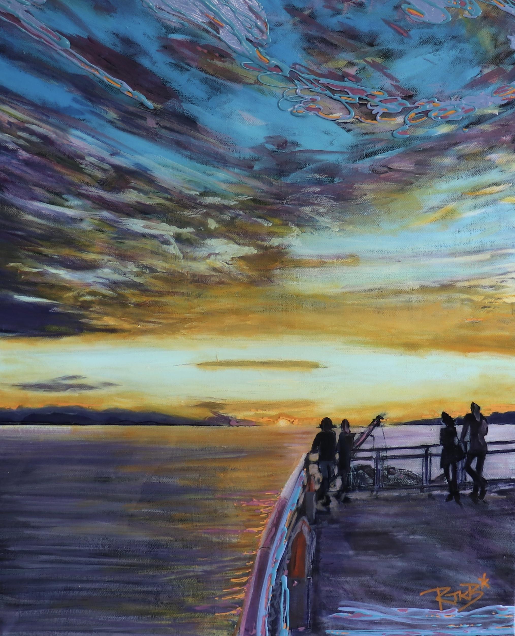 Gallery:  Sunset Crossing  2019