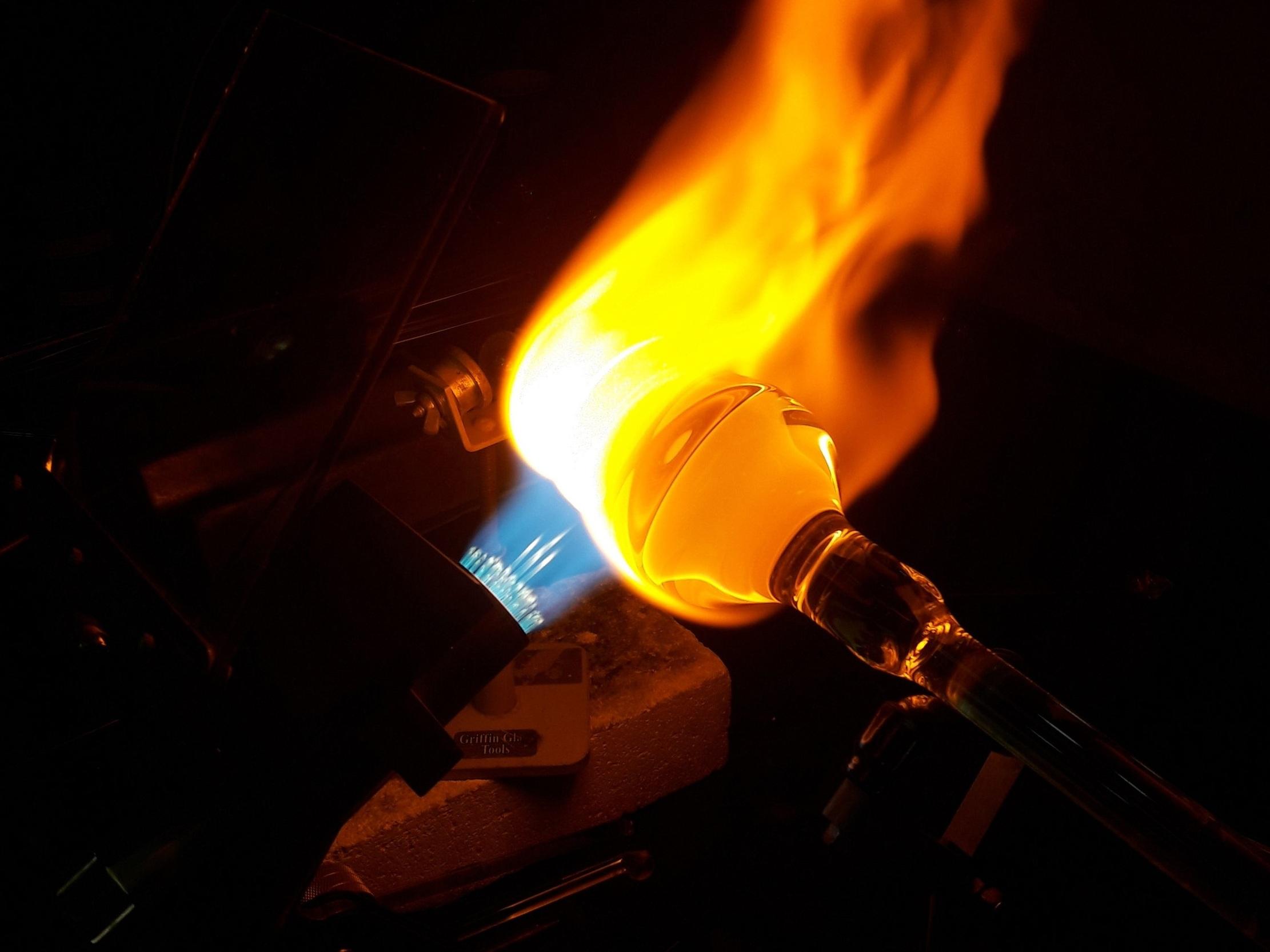 Lampworking -