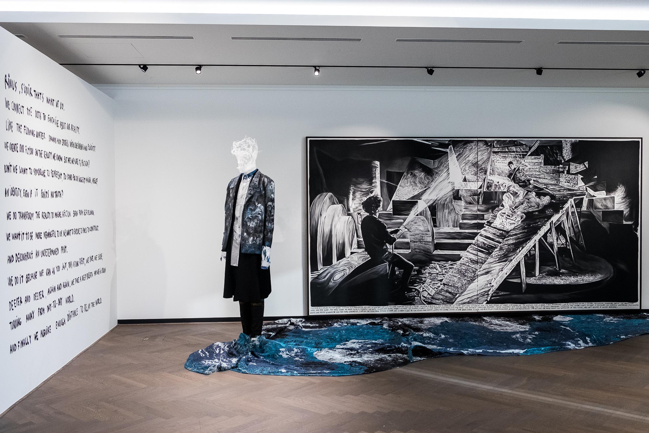 Belfius Art Collection, Brussels, 2016