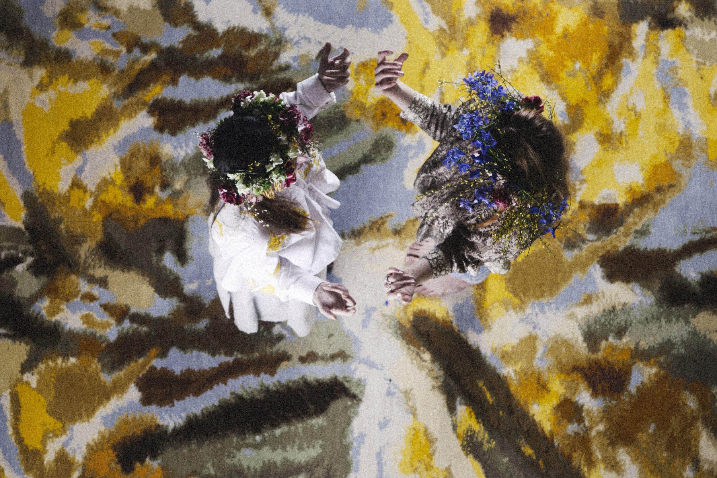 N. Vrouyr, Luxury rugs, Antwerpen, 2017