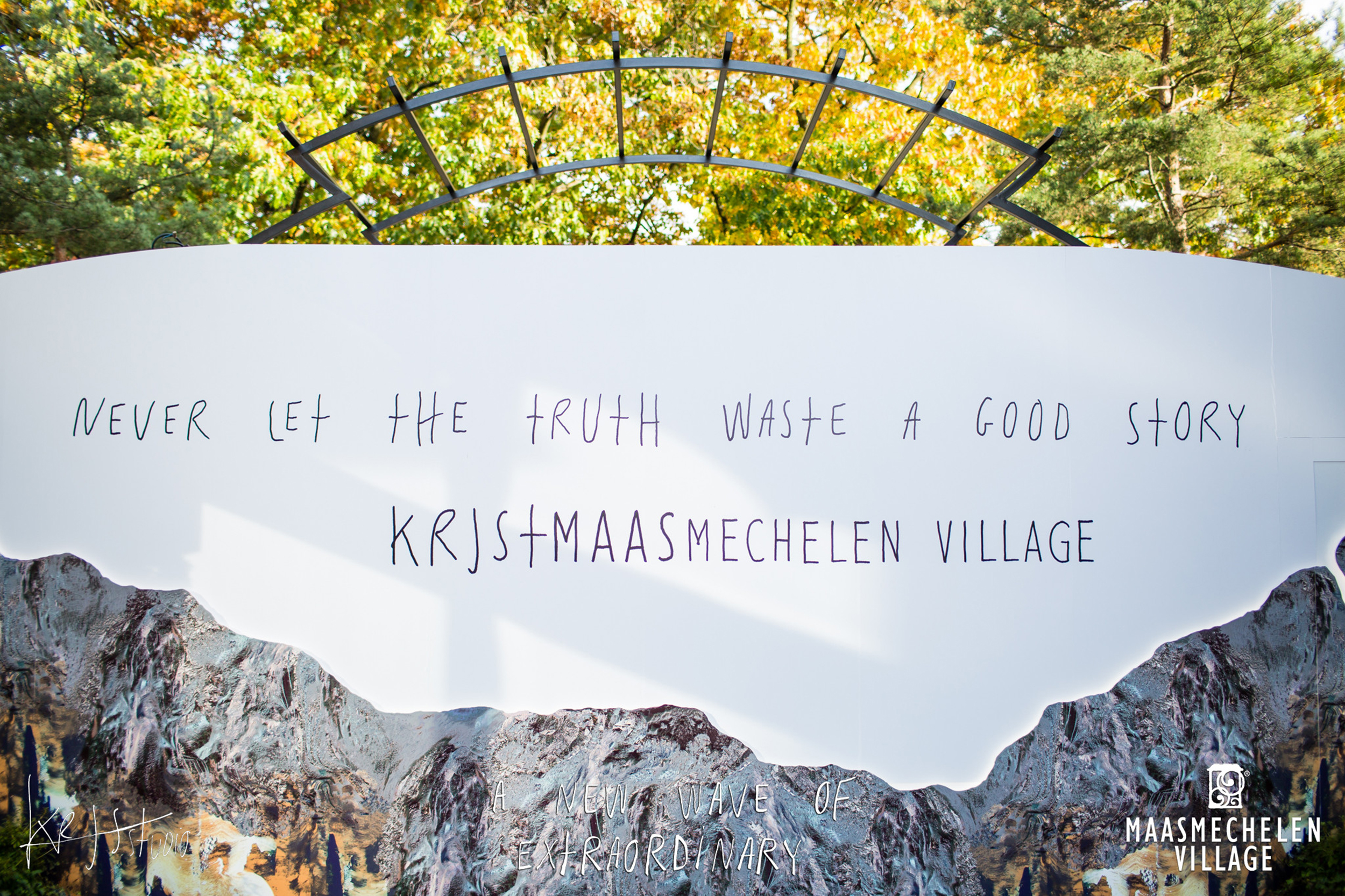 Maasmechelen Village, 2018