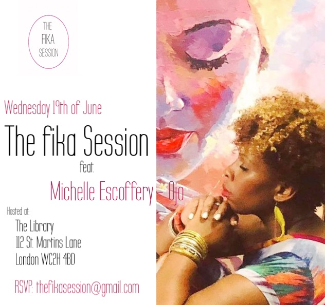 Excited to be performing as the 'Featured Artist' at The Fika Session Wednesday June 19th. The topic is Alignment. It's free entry so come through and say hello.. RSVP thefikasession@gmail.com