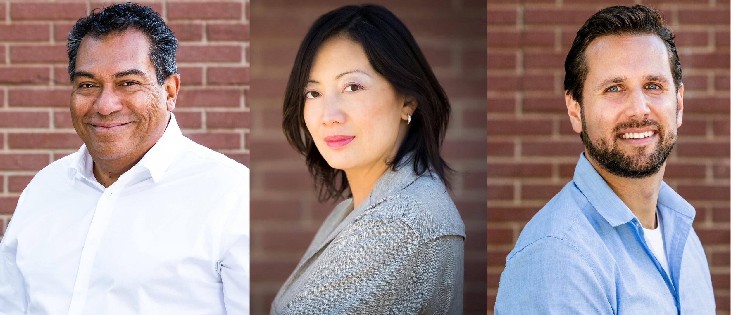 VLDG Team - Paul Vega . raVennie Lau . LEED APPeter Fritzky . BA INT