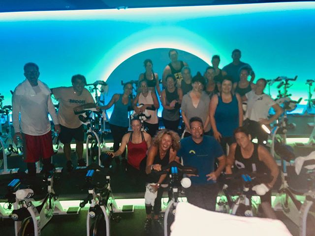 Our 9:30 AM crew rose to the challenge this morning !!!🤩🌞 ⏰ 🚴‍♀️🚴‍♂️ 💦 . . . . . . #rise31#risevibes#early#earlymornings#studio#fitness#instafit#cycle#spin#earlybird#fitfam#squadgoals#delraymarketplace#delraybeach#bocaraton#fortlauderdale#miami#boyntonbeach#flow#instacycling#instafitness#community#family#love#happy#fitnessmotivation#tuesdaymotivation#tuesday