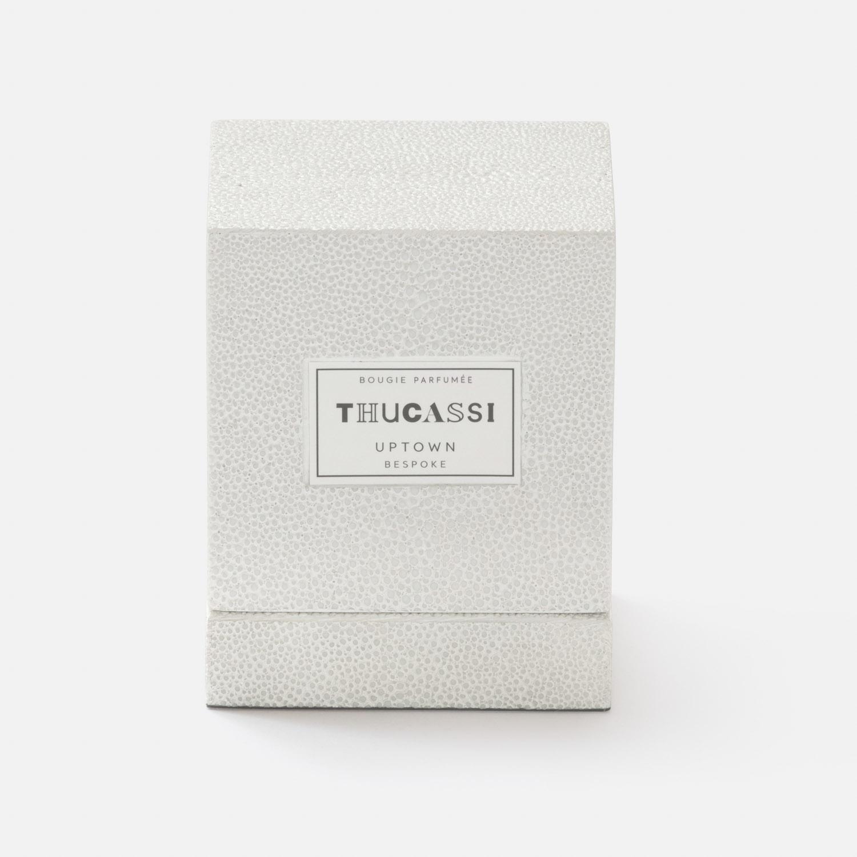 Thucassi-Uptown-BoxCandle-FullShagreen-2oz-Blanc_Bespoke 1.jpg