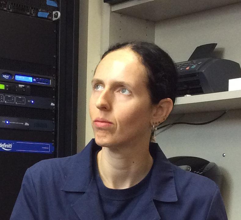 Barbara Falkowski, GCC Planitarium