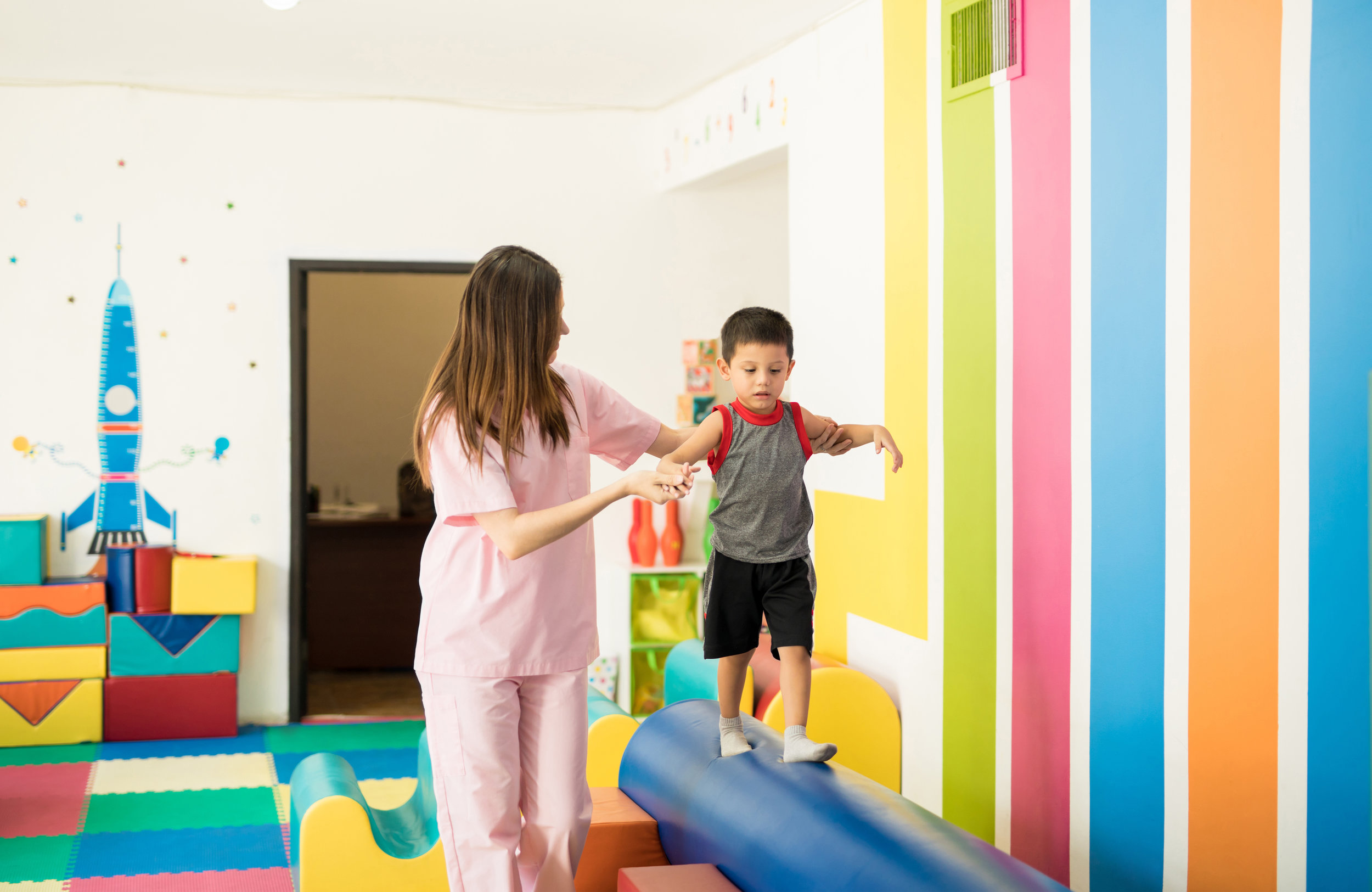 Waverly group occupational therapy for children