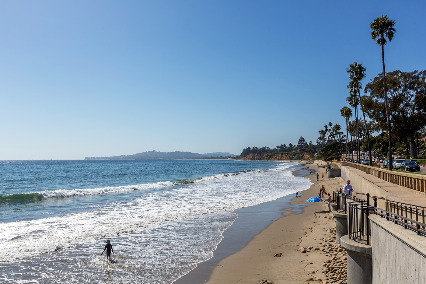 Nearby Butterfly Beach