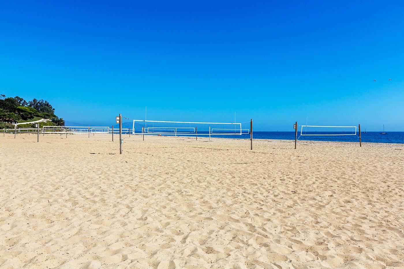 Nearby East Beach