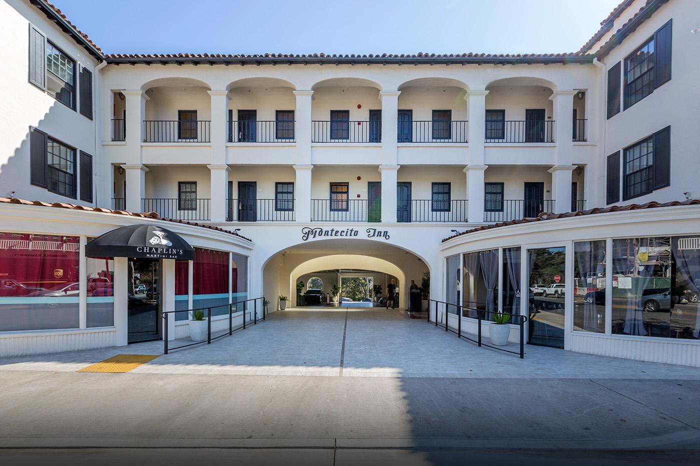 Nearby Montecito Inn