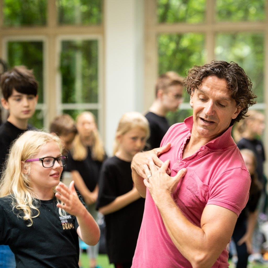 THE ROYAL BALLET'S GARY AVIS CHARACTER WORKSHOP